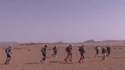 Epic Marathon des Sables ready to go