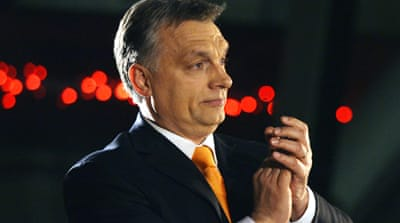 Hungary PM Orban wins third term in office