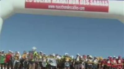Marathon des Sables gets underway