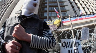 Pro-Russian separatists reject Kiev's amnesty