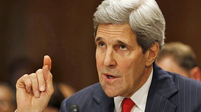Kerry: Israel risks becoming apartheid state