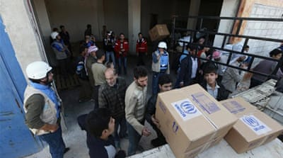 Fund crunch forces UN to cut Syria food aid