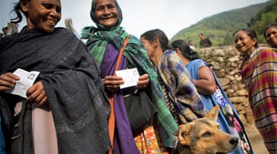 In Pictures: Meghalaya goes to polls