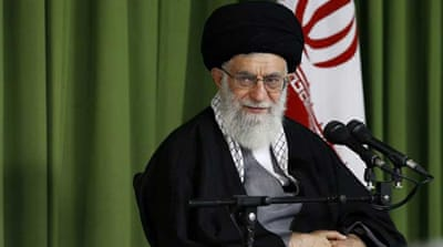 Shia Iran supports the Shia-led government in Baghdad, and has said it would consider any request for military aid [AP]