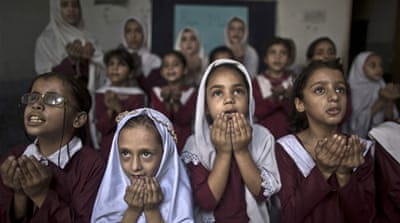 Taliban targets schoolgirls in Pakistan