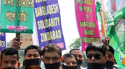 Indian parties indulge in Bangladesh bashing