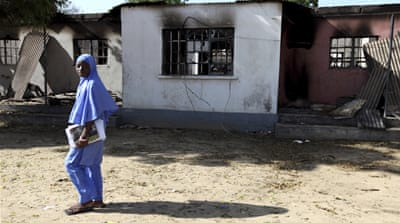 Boko Haram fuels fears for Nigerian education