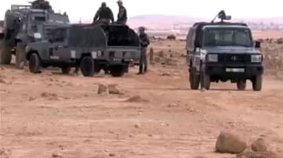Jordan tightens security at refugee camps