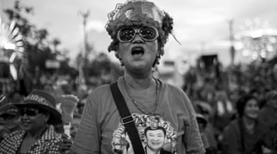 In Pictures: Thailand's political crisis