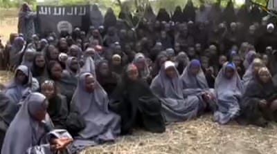 Boko Haram video claims to show missing girls