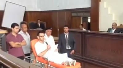 Egypt Brotherhood detainee on hunger strike