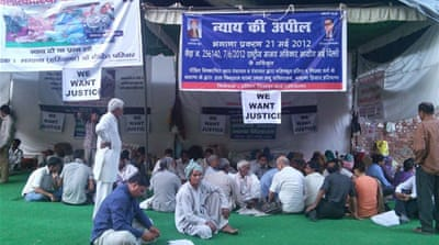 Dalits have long complained of discrimination at the hands of the Jats [Neyaz Farooquee/Al Jazeera]