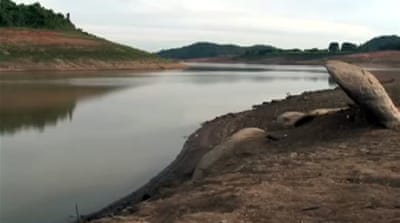 Brazil's largest city faces water shortage