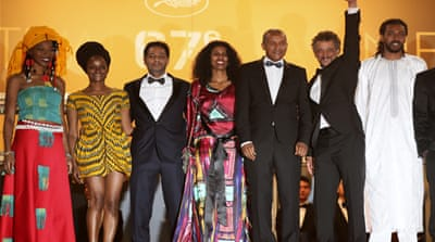 African films attract acclaim in Cannes