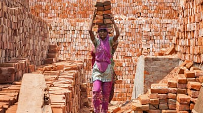 In Pictures: The brick fields of Bangladesh