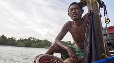 In Pictures: The 'sea gypsies' of Myanmar