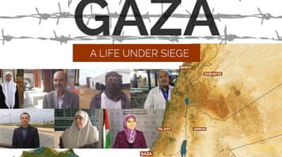Interactive: Gaza, life under siege