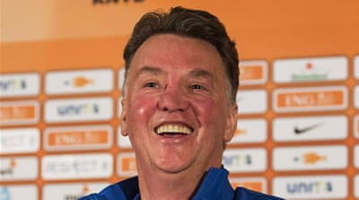 Van Gaal is likely to be handed considerable funds to strengthen the squad [Reuters]