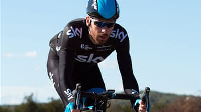 Wiggins' contract with Team Sky expires at the end of the season [Getty Images]