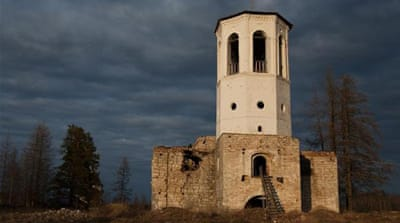 In Pictures: Russia's decaying villages