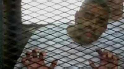 Mohamed Fahmy condemns imprisonment