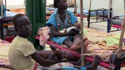 Donors pledge over $600m for South Sudan