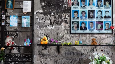 The Beslan massacre, 10 years on