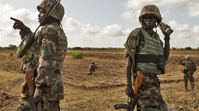 In Pictures: The hunt for al-Shabab