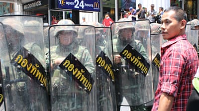 Thailand: Military rule and 'Red Shirt' anger