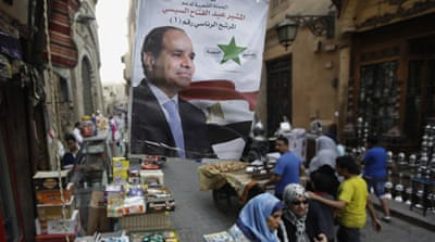 Egypt begins voting in presidential election