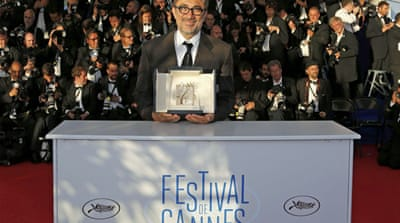 Turkish film wins top honours at Cannes