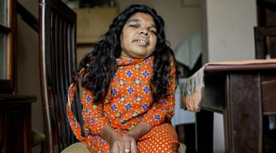In Pictures: Pakistan's special needs people