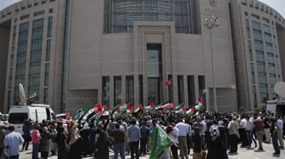 The Israeli commanders are being tried in absentia at Turkish criminal court in Istanbul. [IHH photo]
