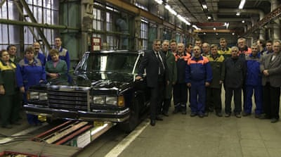 The Last Russian Limousine