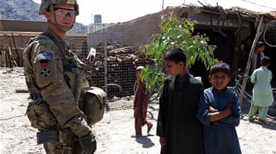 What does a US drawdown mean for Afghanistan?