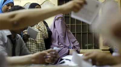 Low turnout casts shadow over Egypt vote