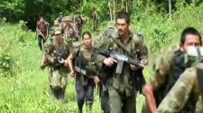Colombia's FARC rebel group turns 50