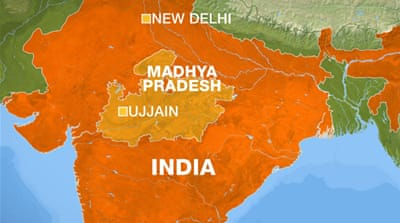 Fire kills 15 at India fireworks factory