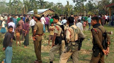 Death toll in India's Assam up after violence