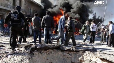 Syria barrel bomb toll 'nears 2000' this year