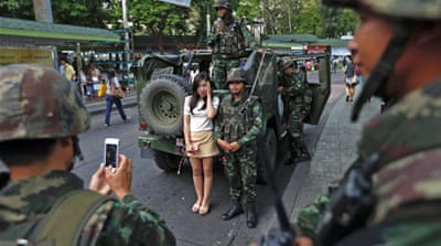 Thai tourism hit by military coup