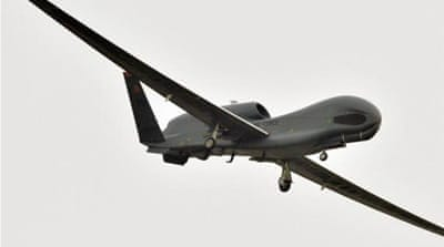 Drone attack reported in Pakistan's northwest
