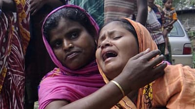 In Pictures: Carnage in India's Assam