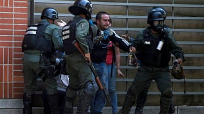 Venezuela accused of human rights violations