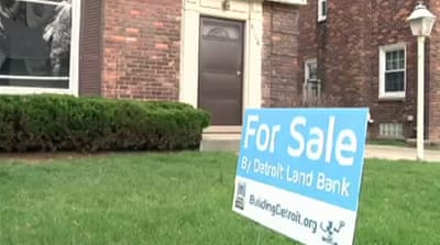Cheap home auction aims to revive Detroit