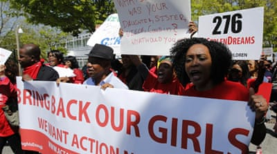 Nigeria's kidnapped schoolgirls