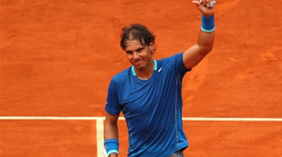 Nadal has failed to advance past the quarterfinals of his last two clay tournaments [Getty Images]