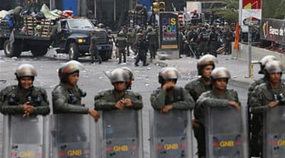 At least 2,200 people have been arrested for participating in anti-government protests over the past few months [Reuters]