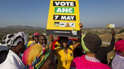 South Africa: Wake-up call for ANC?
