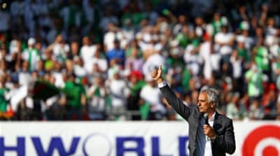 'Algeria can punch above their weight'